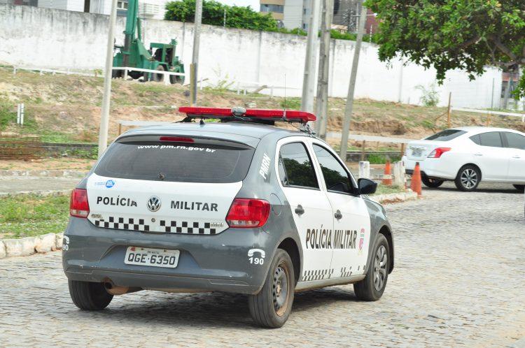 MPRN e Polícia Militar cumprem mandado de busca e apreensão em Afonso Bezerra