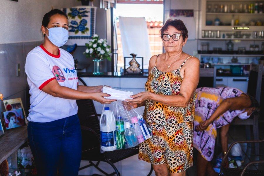 Prefeitura de Guamaré entrega kits de proteção e higiene pessoal ...